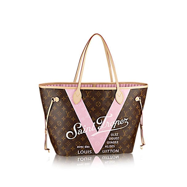 louis vuitton cities limited edition  u0026 39 v u0026 39  neverfull bags released for june 1st