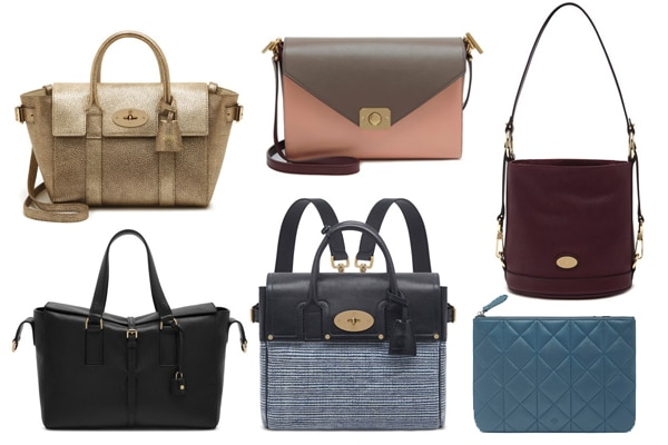 431a5a7a243a Mulberry Pre-Fall 2015 Bag Collection Featuring the Jamie Bucket Bag