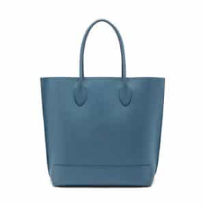 Mulberry Steel Blue Blossom Tote Bag