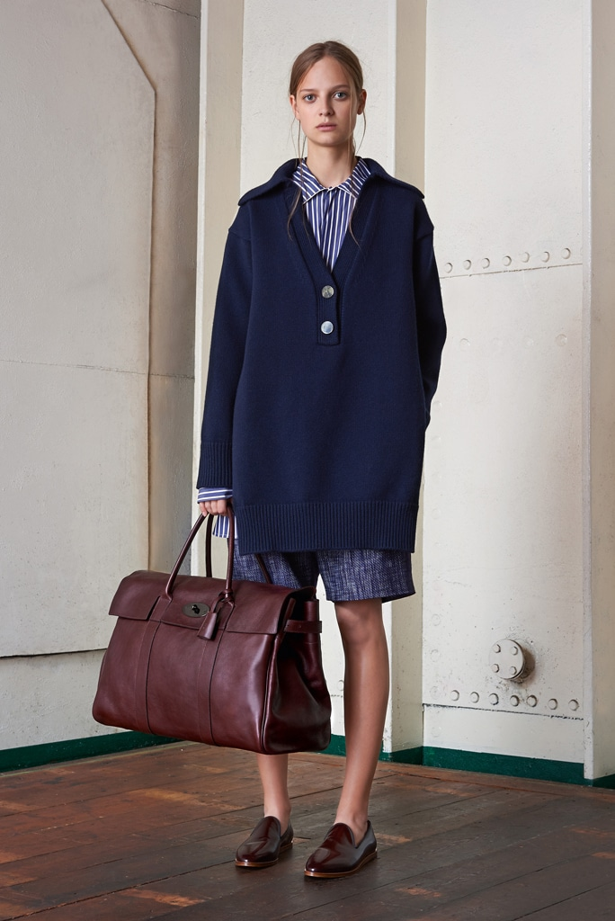 Mulberry Resort 2016 Collection Includes A New Bucket Bag Style Spotted Fashion