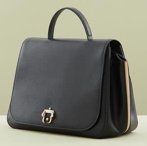 Paula Cademartori Black Iris Bag