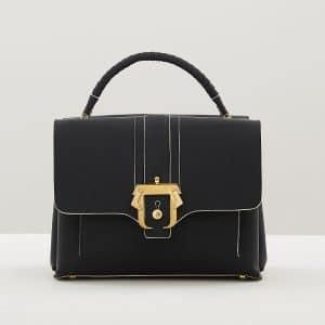 Paula Cademartori Black Petite Faye Bag