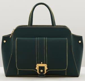 Paula Cademartori Pine Green Rita Bag