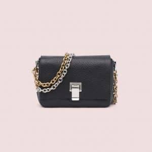 Proenza Schouler Black Courier Extra Small Bag