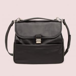 Proenza Schouler Black Kent Bag
