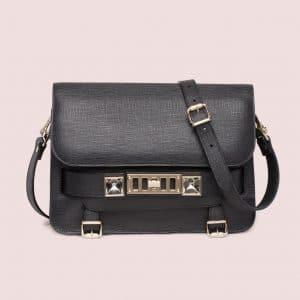 Proenza Schouler Black PS11 Classic Bag
