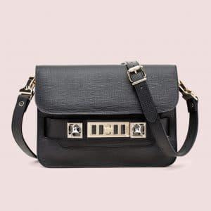 Proenza Schouler Black PS11 Classic Mini Bag