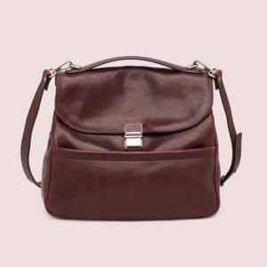 Proenza Schouler Oxblood Kent Bag