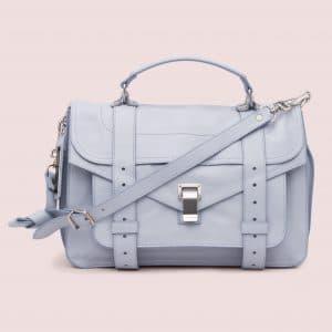 Proenza Schouler Polar Blue PS1 Medium Bag