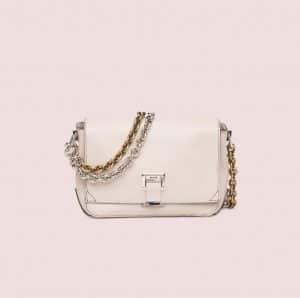 Proenza Schouler Talc Courier Extra Small Bag