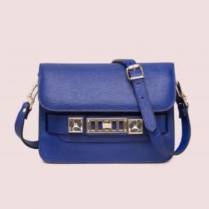 Proenza Schouler Ultramarine PS11 Classic Mini Bag