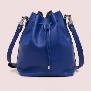 Proenza Schouler Ultramarine/Pepe Large Bucket Bag