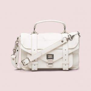 Proenza Schouler White PS1 Tiny Bag