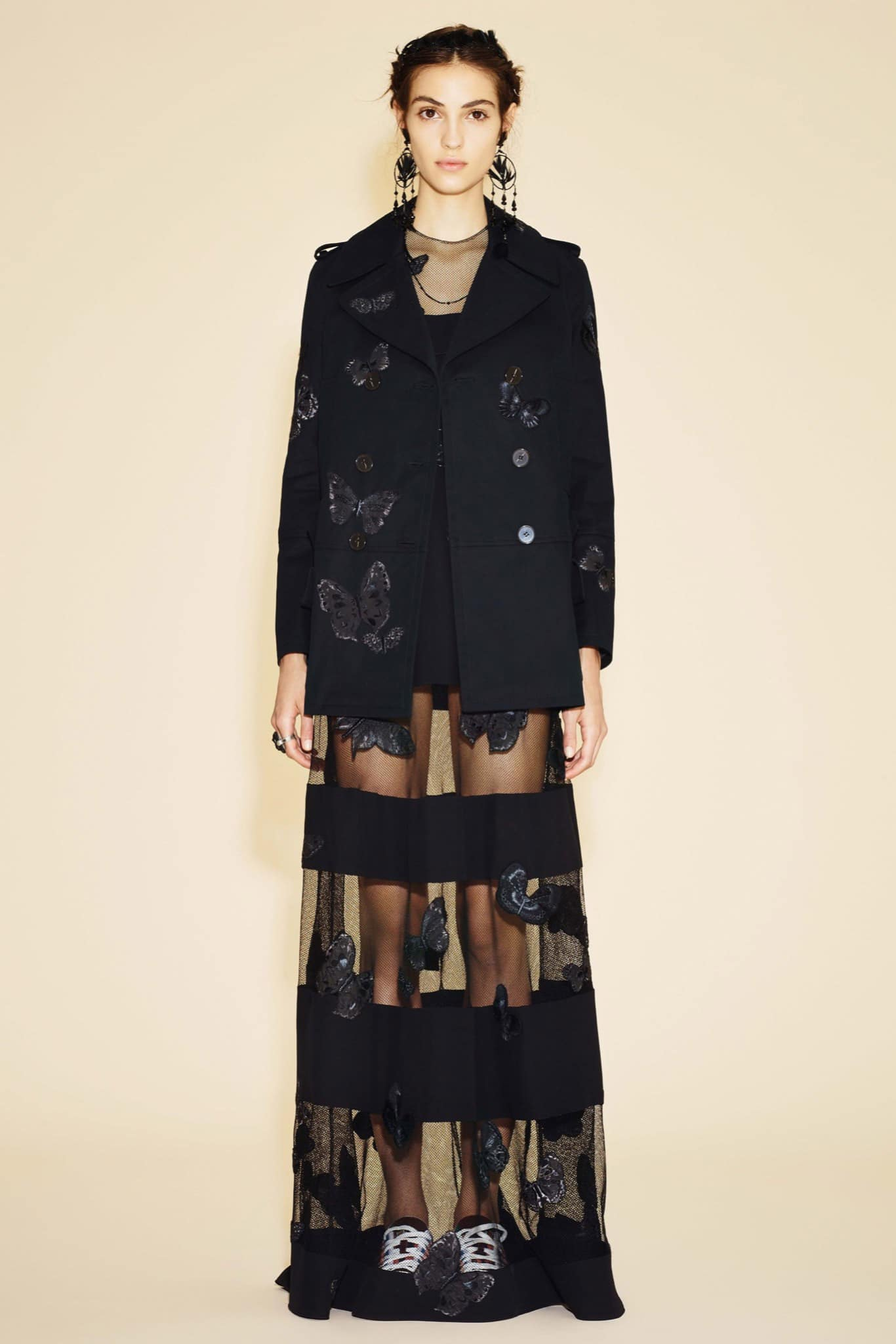 Valentino Resort 2016 Collection Featuring Bold Colors and Prints ...