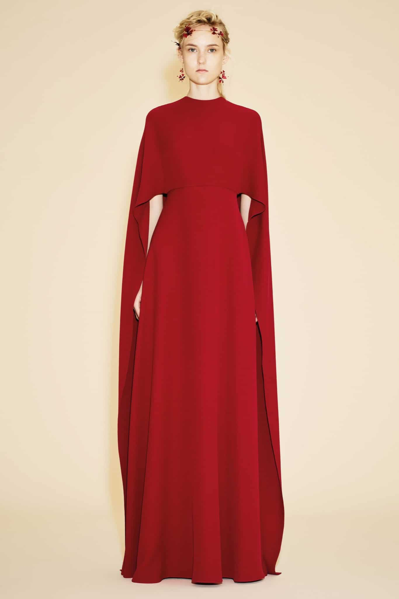 Valentino Resort 2016 Collection Featuring Bold Colors and ...