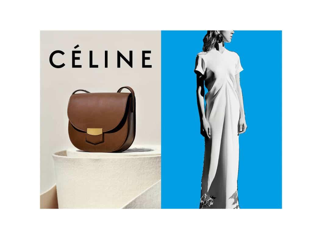 Celine Fall 2015 Ad Campaign featuring Trotteur Shoulder Bag ...