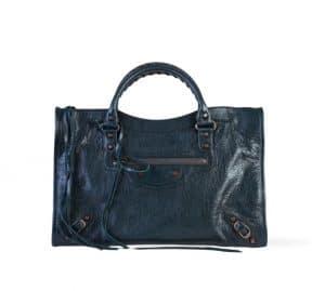 Balenciaga Vert Pinède Classic City Bag