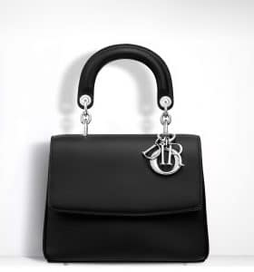 Be Dior Black Be Dior Mini Flap Bag