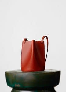 Celine Brick Mini Pinched Bag
