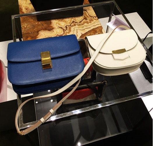4b41e9473c92 Celine Trotteur With Buckle Bag Reference Guide