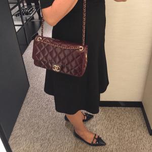 Chanel Burgundy Salburg Flap 2