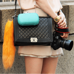 Chanel Double Bag Trend