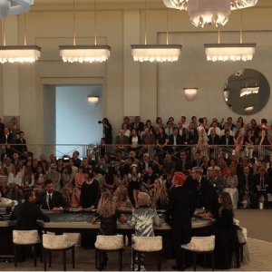 Chanel Haute Couture Fall/Winter 2015 Preview 2