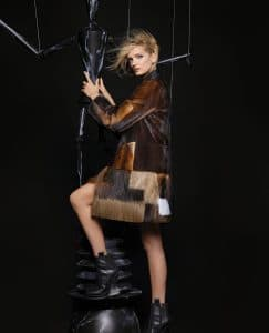 Fendi Fall/Winter 2015 Ad Campaign 11
