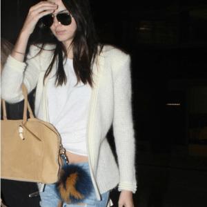 Fendi K ABCharm PomPom - Kendall Jenner