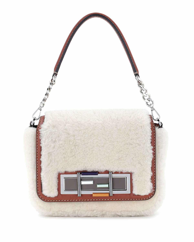 49993e7f76 Fendi Fall Winter 2015 Bag Collection Featuring the Peekaboo Clutch ...