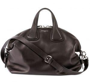 Givenchy Black New Nightingale Medium Bag