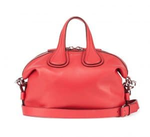 Givenchy Bright Red New Nightingale Small Bag