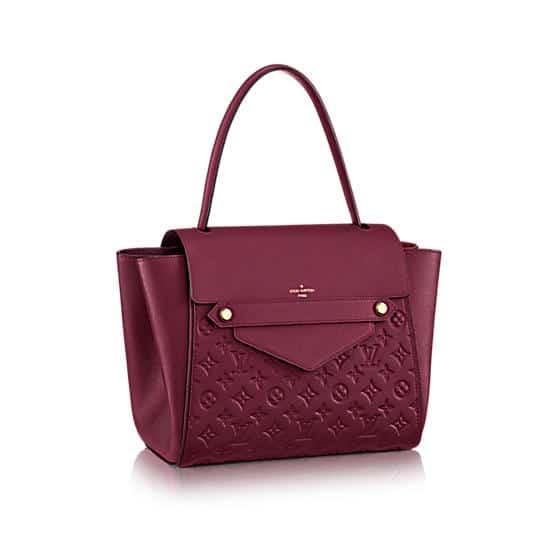 Louis Vuitton Aurore Monogram Empreinte Trocadero Bag