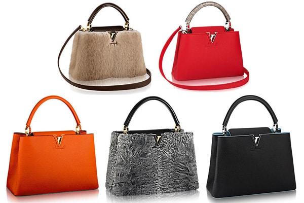 f3367618bea3 Louis Vuitton Capucines Tote Bag for Pre-Fall 2015