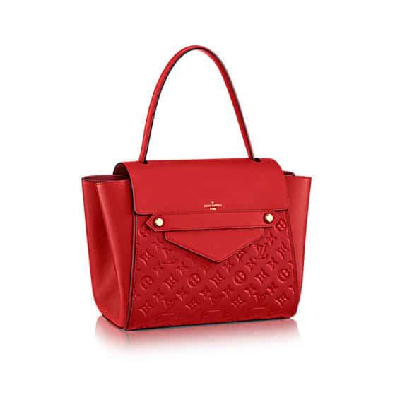 Louis Vuitton Cherry Monogram Empreinte Trocadero Bag