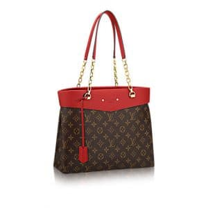 Louis Vuitton Cherry Pallas Shopper Bag