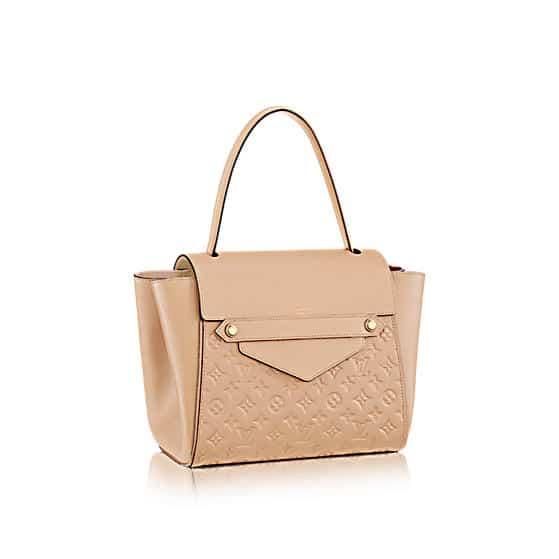 Louis Vuitton Dune Monogram Empreinte Trocadero Bag