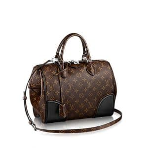 Louis Vuitton Monogram Canvas Doc PM Bag