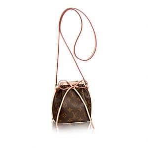 Louis Vuitton Monogram Canvas Noe Nano Bag