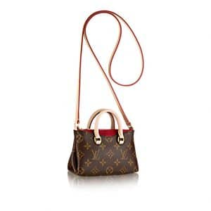 Louis Vuitton Monogram Canvas Pallas Nano Bag