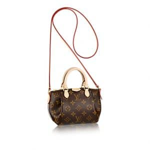 Louis Vuitton Monogram Canvas Turenne Nano Bag