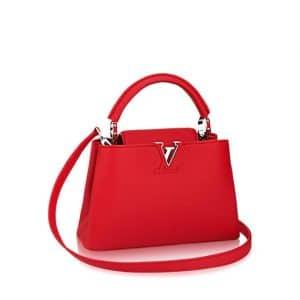 Louis Vuitton Rubis Capucines BB Bag