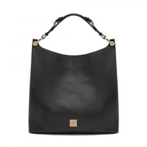 Mulberry Black Freya Hobo Bag