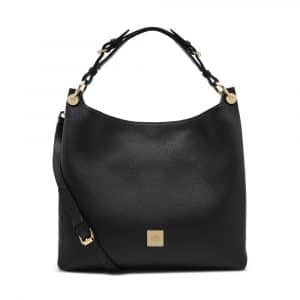 Mulberry Black Freya Hobo Small Bag