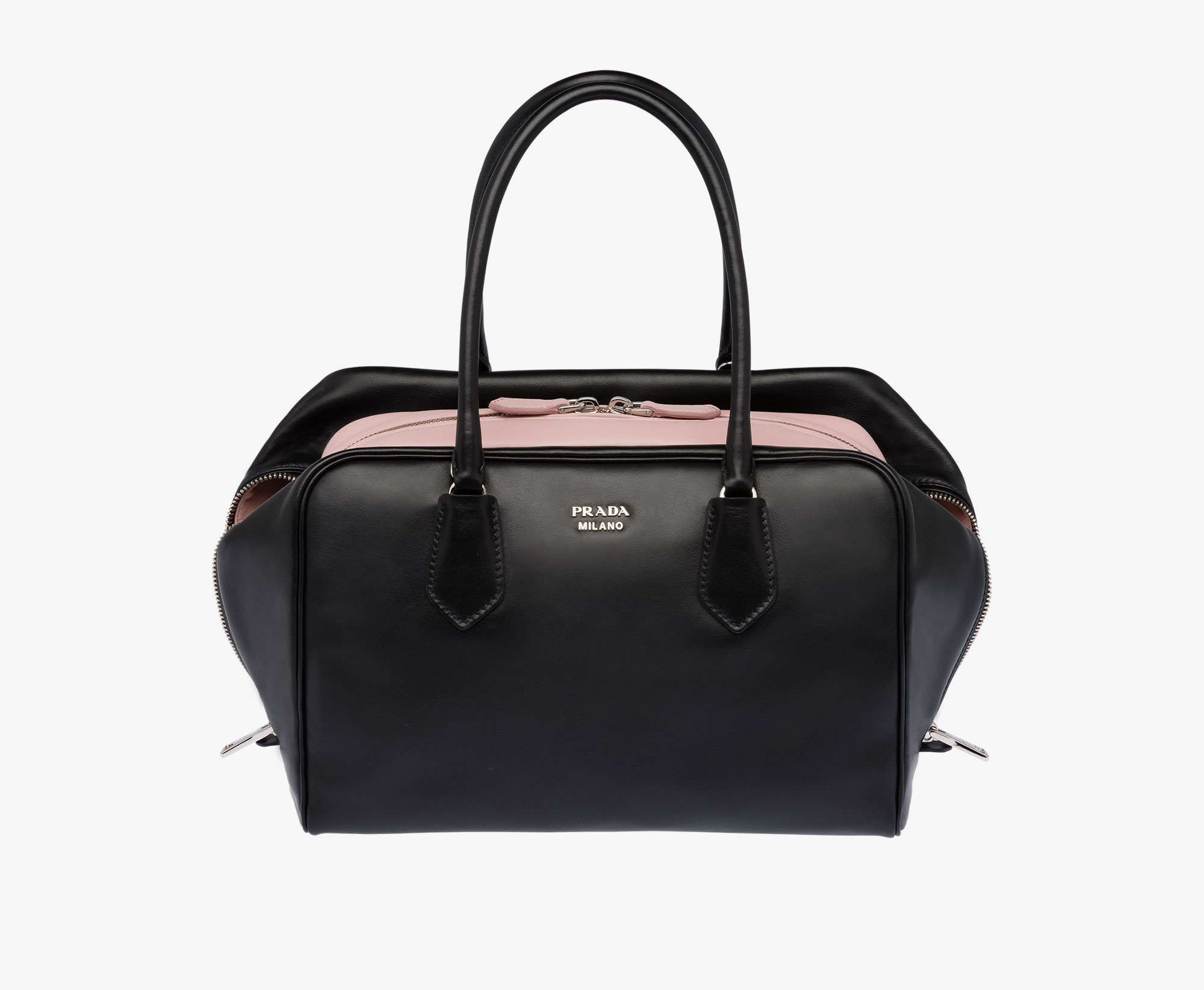 249be29bbcb381 Prada Inside Tote Bag Reference Guide | Spotted Fashion