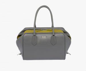 Prada Marble/Sage Green Inside Large Bag
