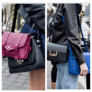 Proenza Schouler/Saint Laurent Double Bag Trend