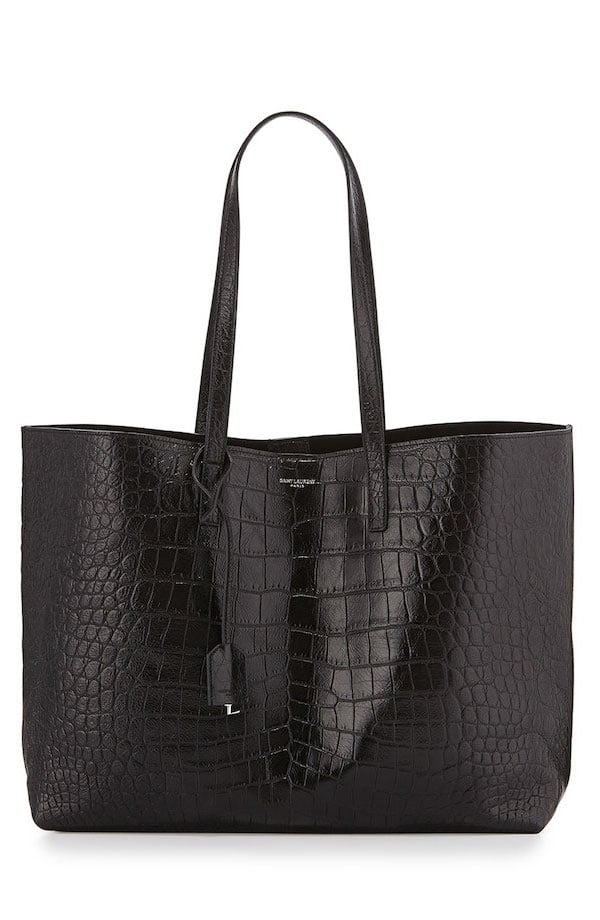 Saint Laurent Shopping Tote Bag Reference Guide – Spotted ...
