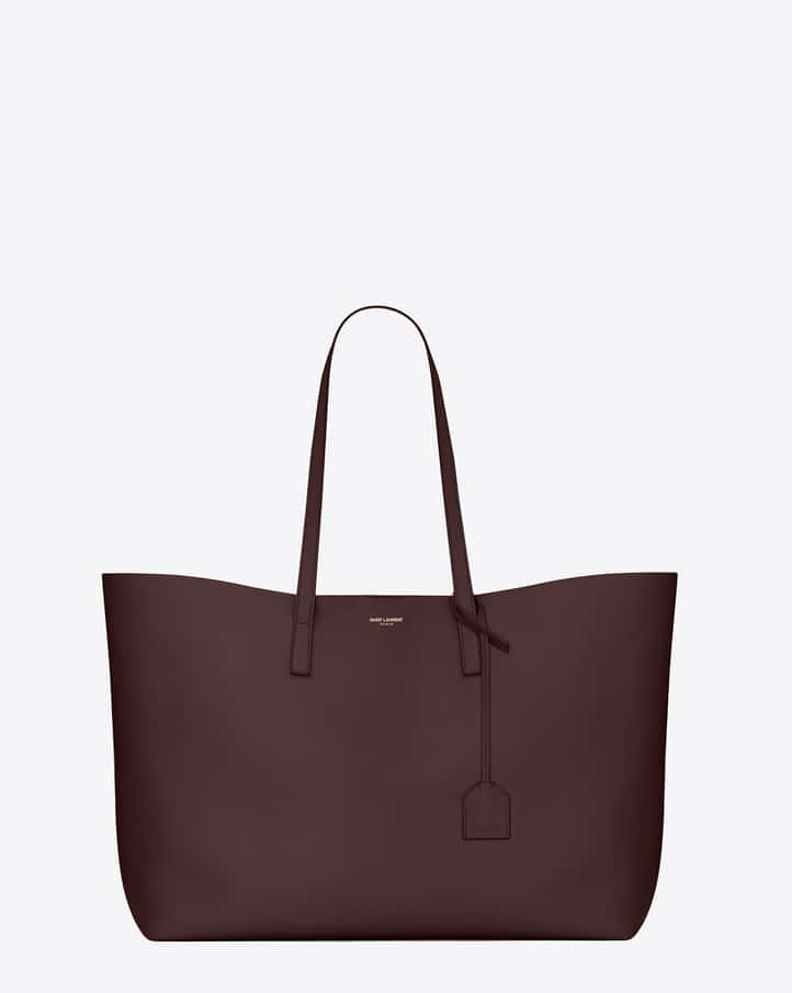 Saint Laurent Shopping Tote Bag Reference Guide Spotted