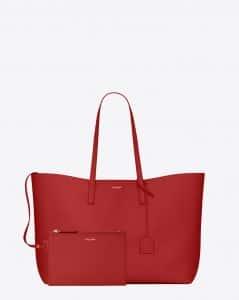 Saint Laurent Shopping Tote Bag 1